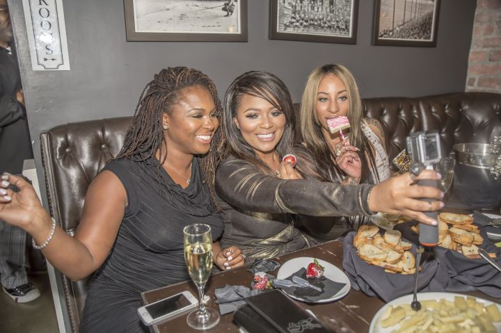 Girlfriends & Champagne Pamper Party