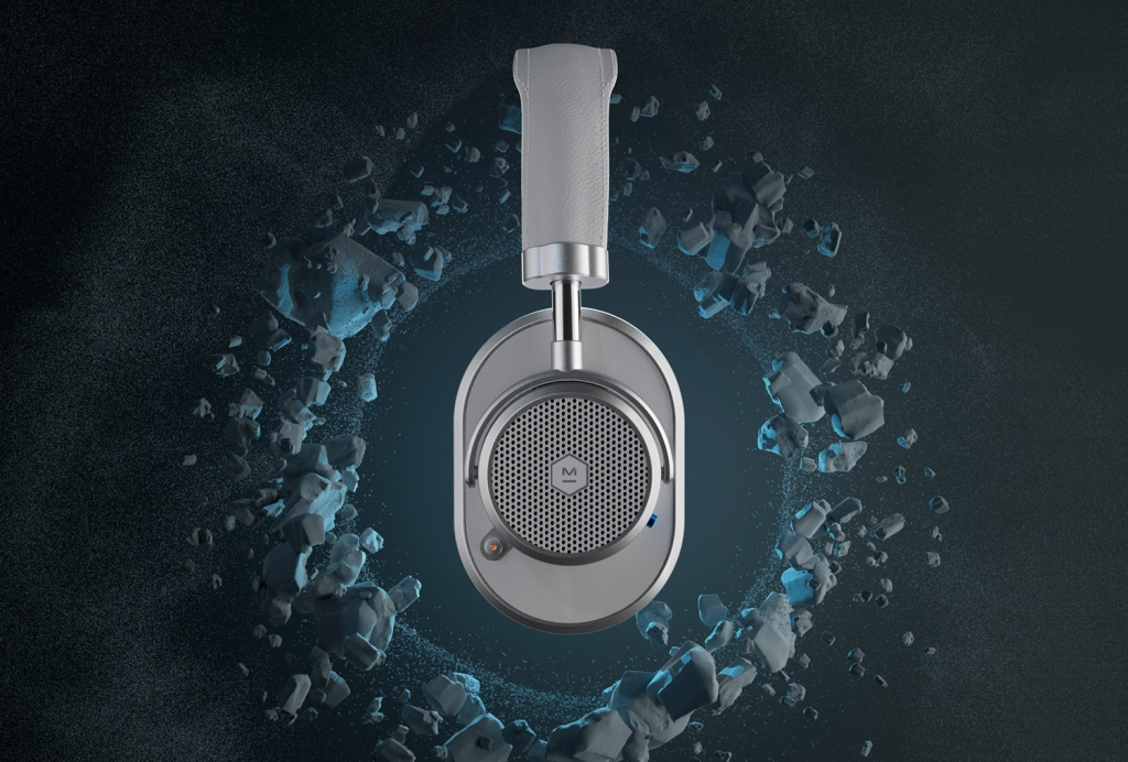 Kevin Durant & Master & Dynamic Studio 35 MW65 Active Noise-Cancelling Wireless Over-Ear Headphones
