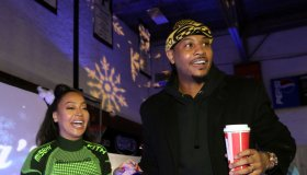 3rd Annual Winter Wonderland Holiday Charity Event Hosted By La La Anthony