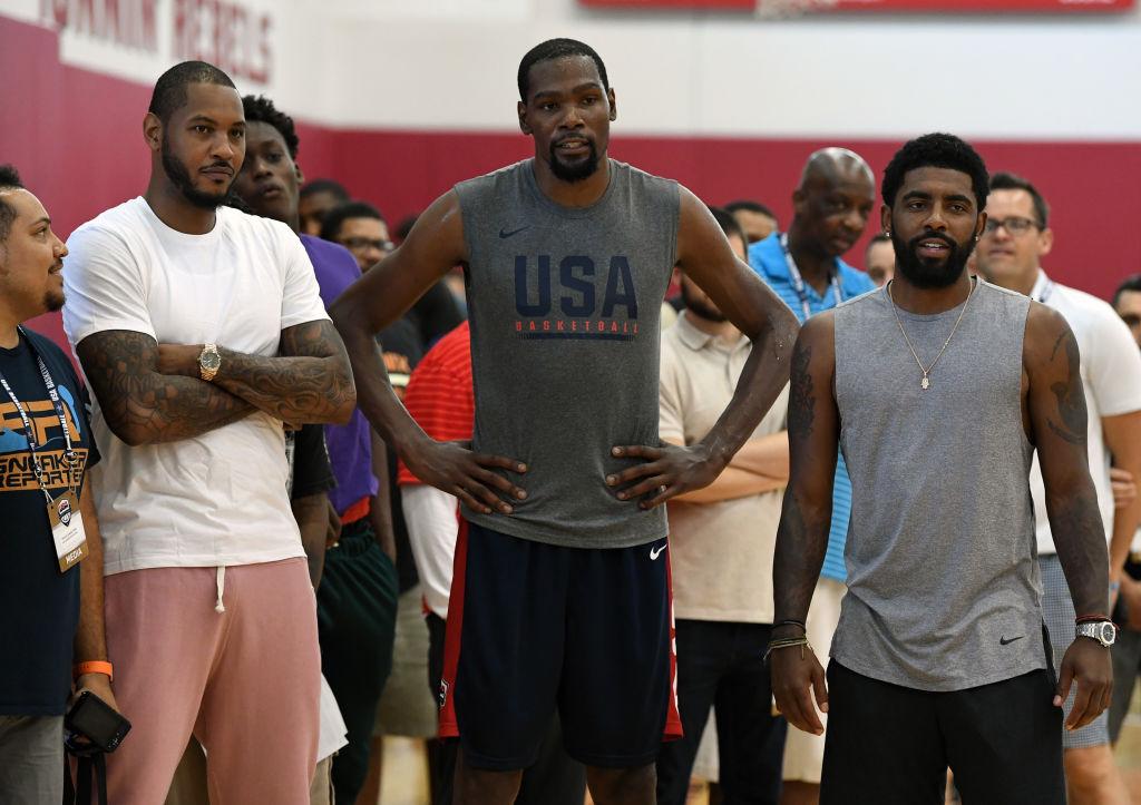 2018 USA Basketball Men's National Team Minicamp
