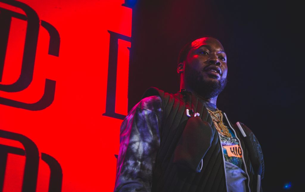 Meek Mill Beefs With Trey Songz About Donations, Twitter Drags Him Again