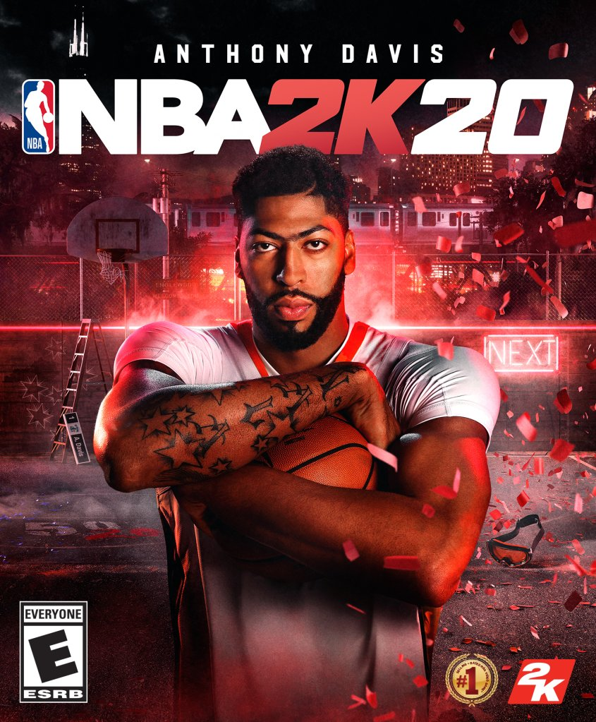 Anthony Davis & Dywane Wade Announced As 'NBA 2K20' Cover Athletes