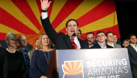 Arizona GOP Candidates Attend Election Night Event In Scottsdale