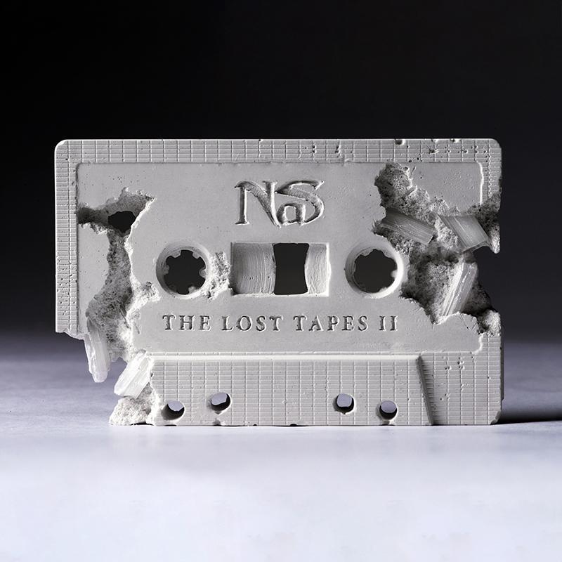 The Lost Tapes 2 album artwork