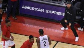 Toronto Raptors beat the Milwaukee Bucks in game six to win the NBA Eastern Conference Final