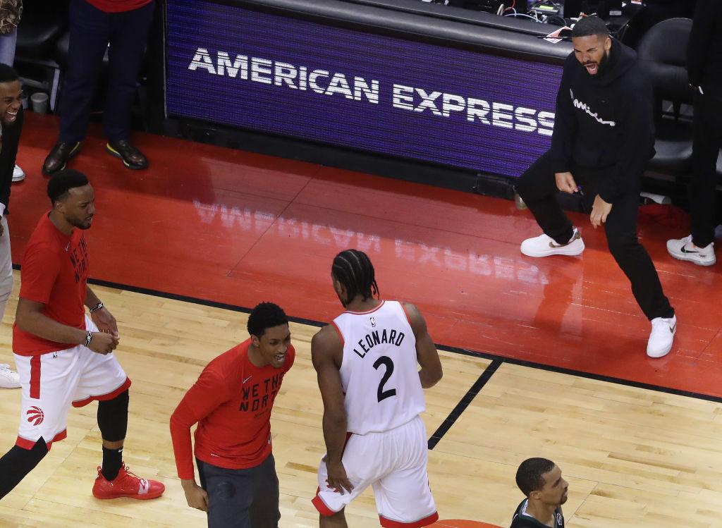 Drake Reportedly Doing His Own Pitch To Keep Kawhi Leonard In Toronto
