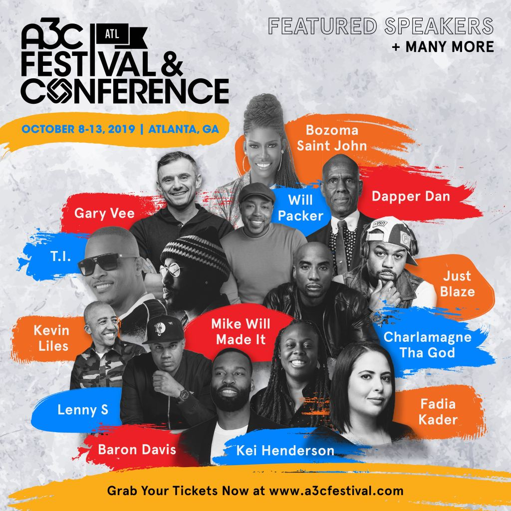 2019 A3C Conference Speakers Announcement