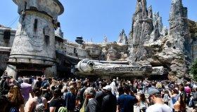 "Disneyland""u2019s Star Wars Galaxy""u2019s Edge in Anaheim"