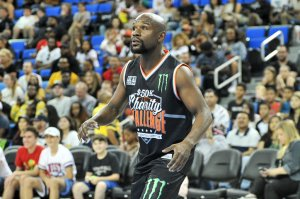 2nd Annual Monster Energy $50K Charity Challenge Celebrity Basketball Game