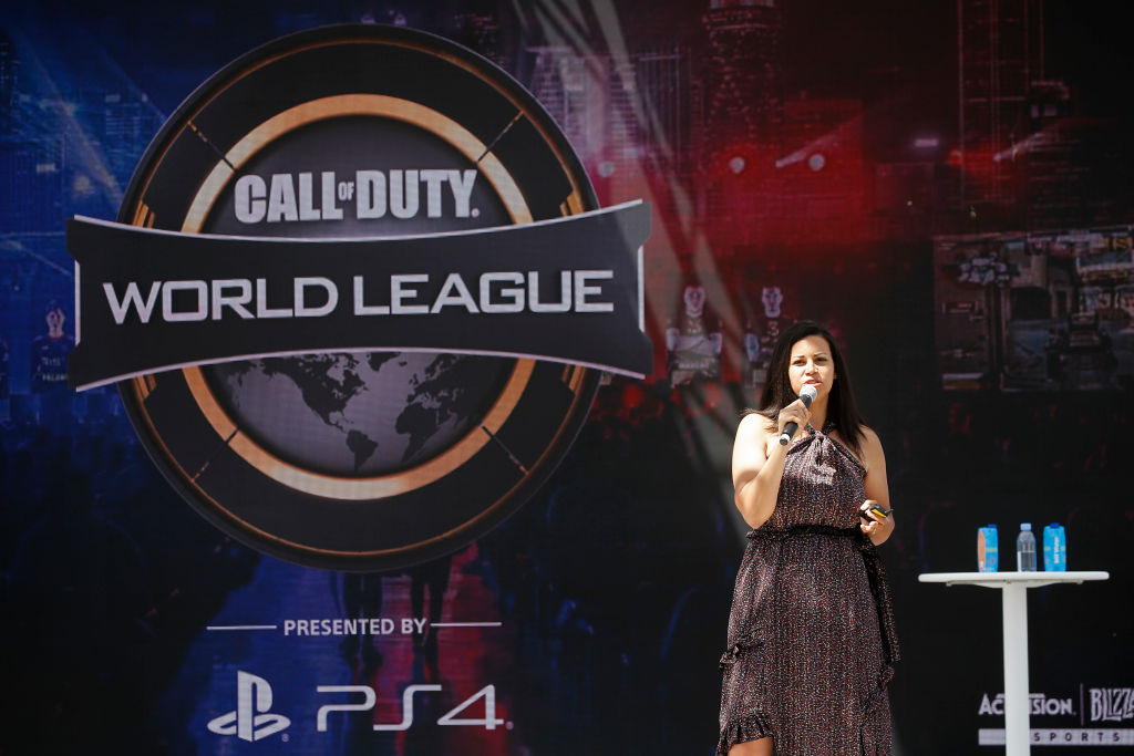 Johanna Faries Is The New Commissioner of 'Call of Duty' Esports