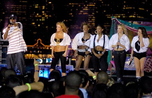 "MTV's ""Making The Band"" Season 3 - Final Concert with Danity Kane"