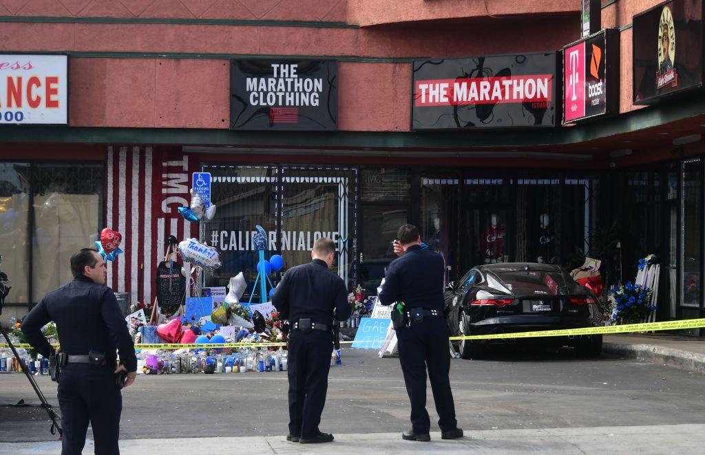 Los Angeles Police Still Investigating Nipsey Hussle & Associates