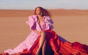 Beyoncé Spirit Video