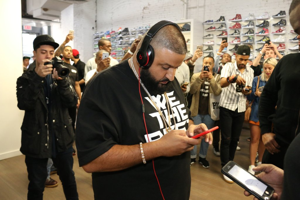 Stadiun Goods Pop Up With DJ Khaled