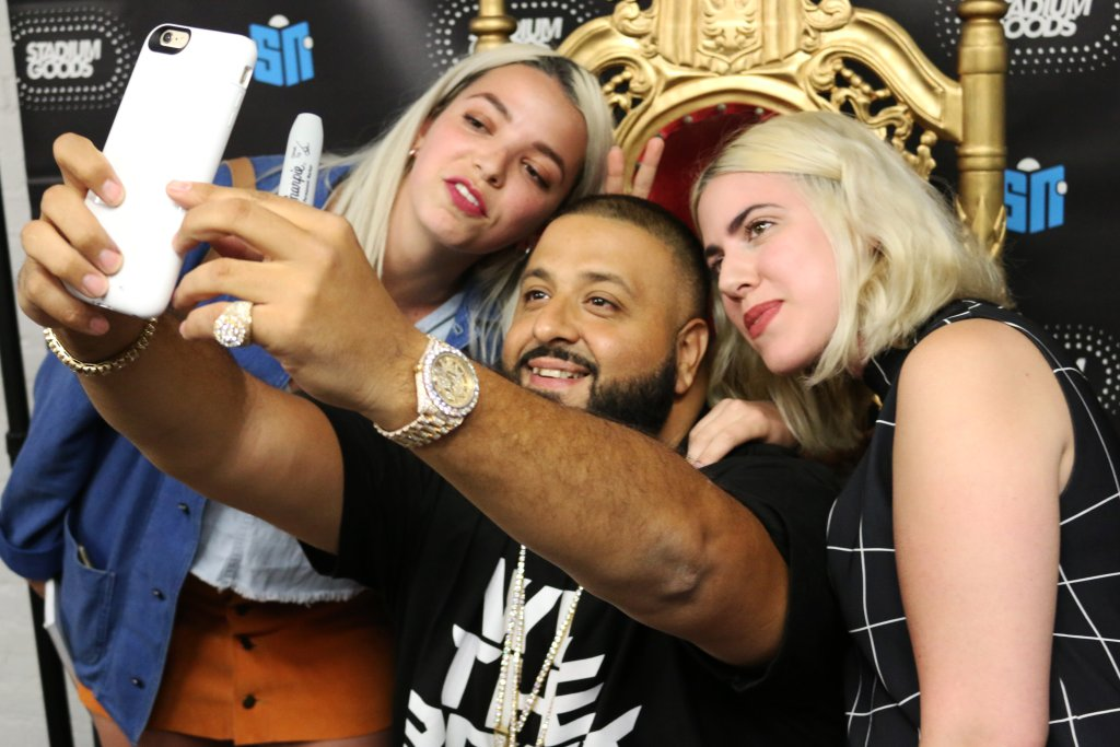 Stadiun Goods Pop Up With DJ Khaled