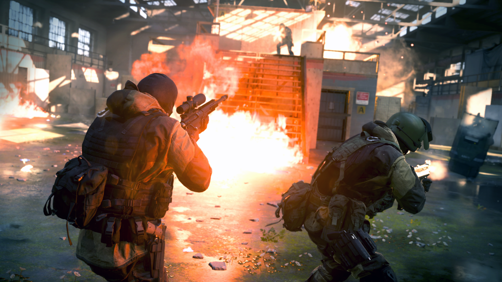 'Warzone' Players Can Play 'Modern Warfare's' Multiplayer Free Today