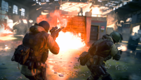 "Call of Duty: Modern Warfare ""Gunfight"" Stills"