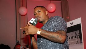 """Nas' """"The Lost Tapes 2"""" Private Listening Session"""