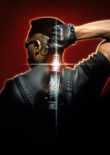 Wesley Snipes In 'Blade'