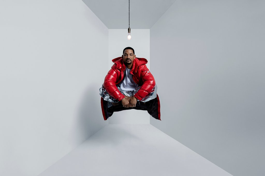 WILL SMITH FOR MONCLER