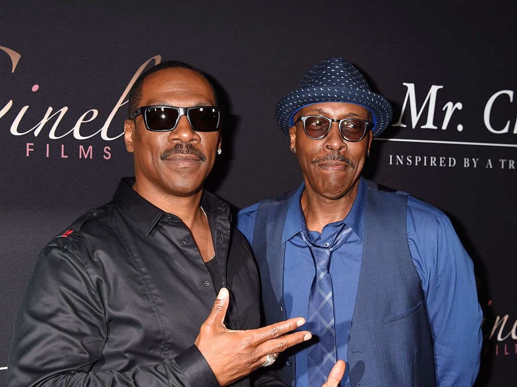 Arsenio Hall Reprising Role As Semmi In 'Coming To America 2'
