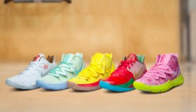 Nike Kyrie/SpongeBob SquarePants