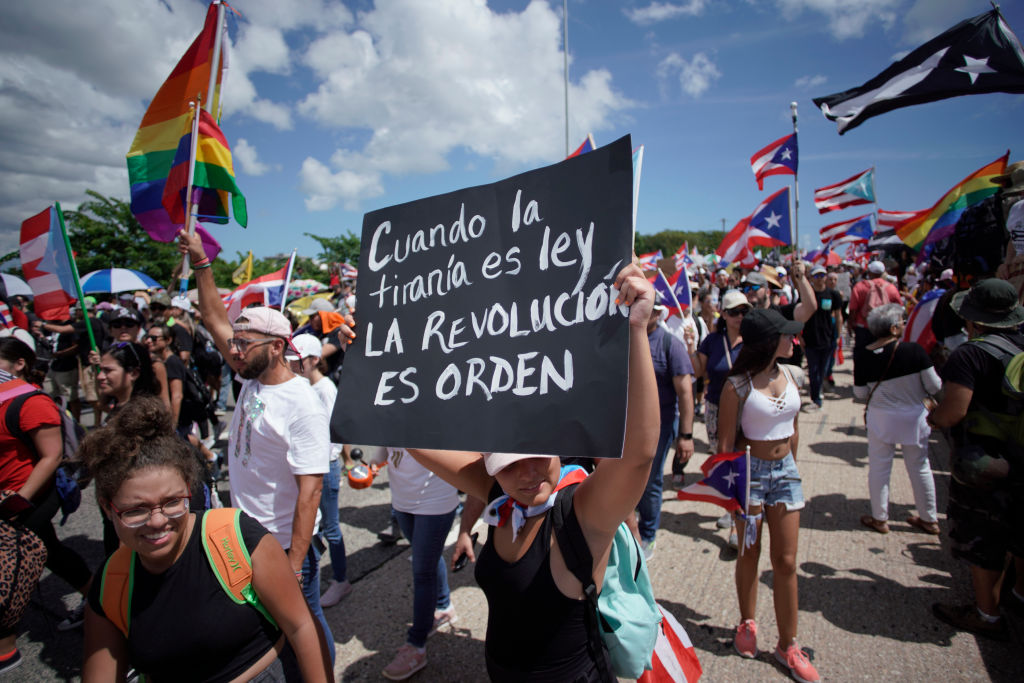 US-PUERTO RICO-PROTESTS