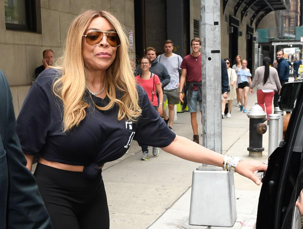 Celebrity Sightings In New York City - July 23, 2019
