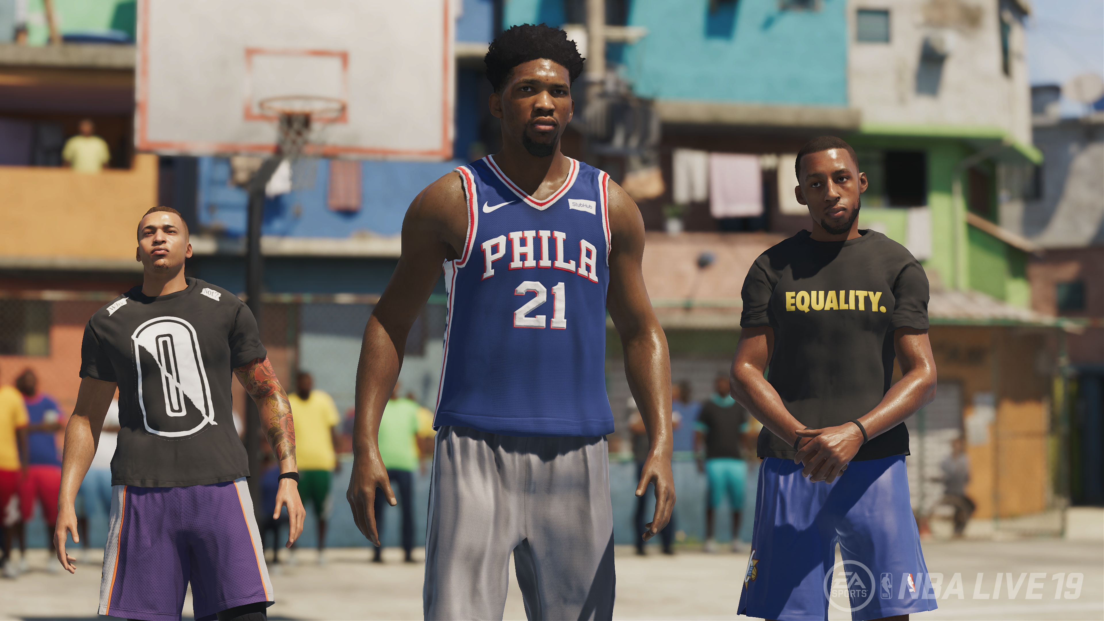 EA Announces It Will Not Be Releasing 'NBA Live 20'