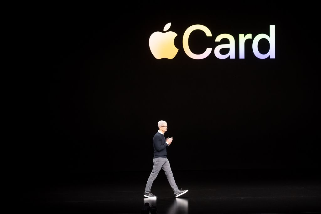 Tim Cook Reveals The Apple Card Will Arrive In August