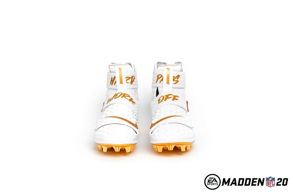 Nike Celebrates Madden 99 Club Athletes with Custom Cleats