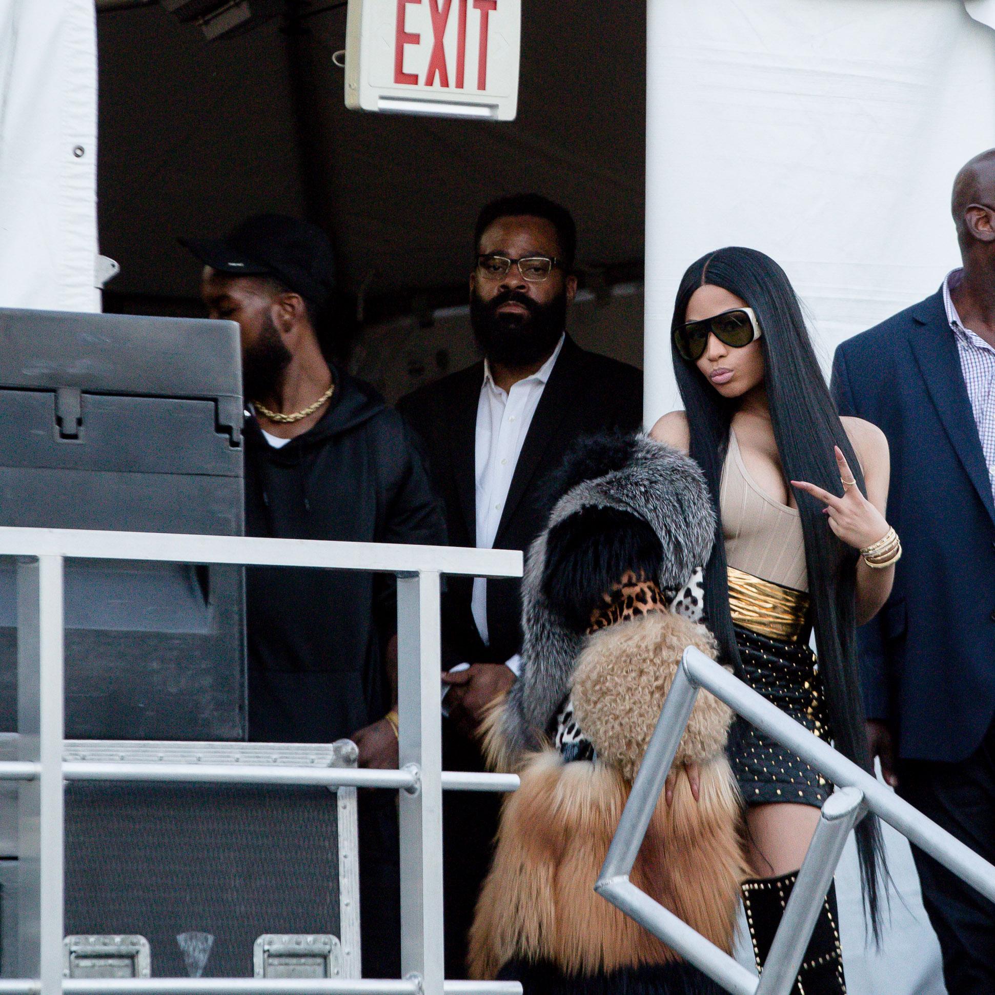 Nicki Minaj Called Out For Using #BlackGirlTragic Hashtag Improperly
