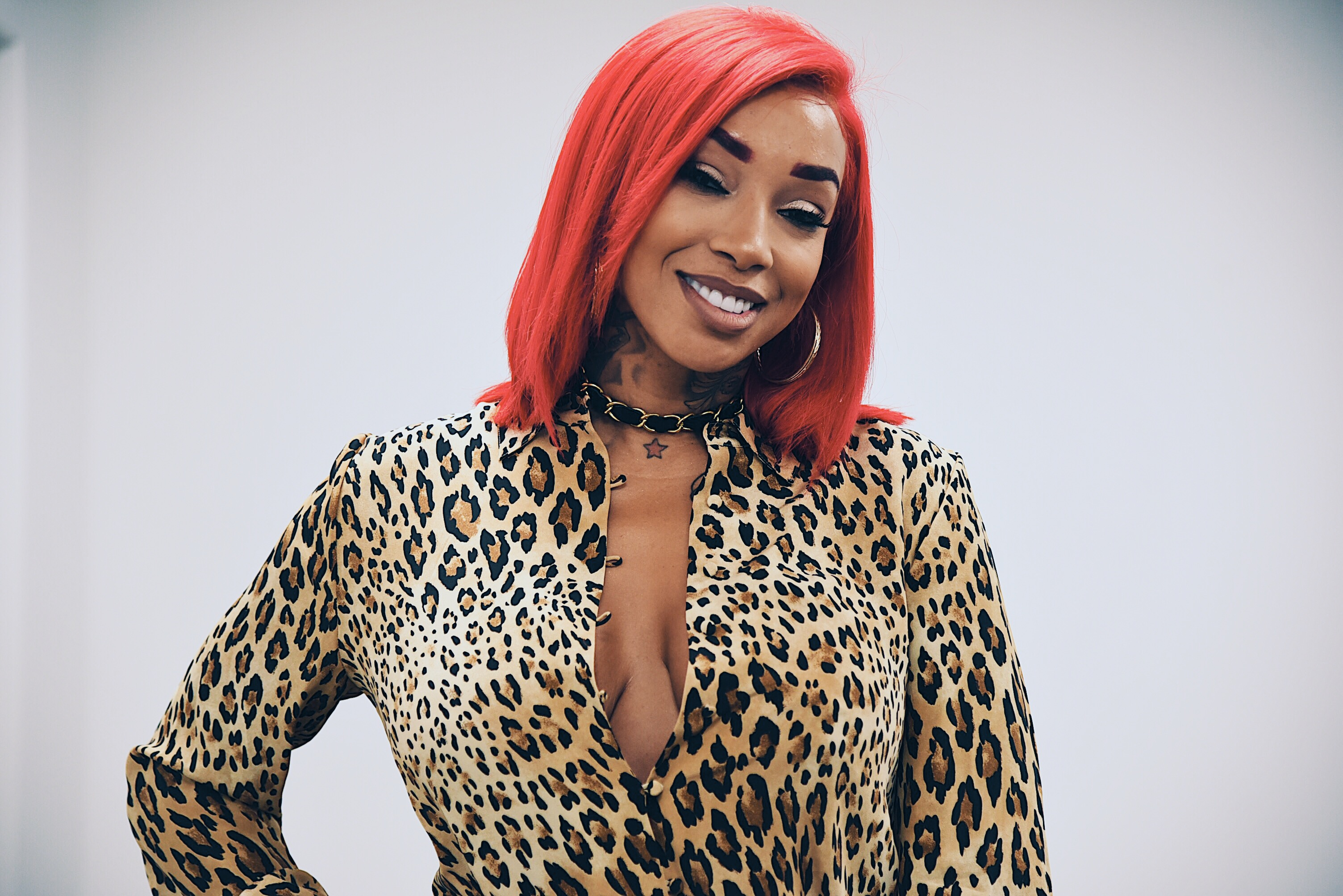 Sky & Her Son Des Go At It In Season 8 Premiere of 'Black Ink Crew'