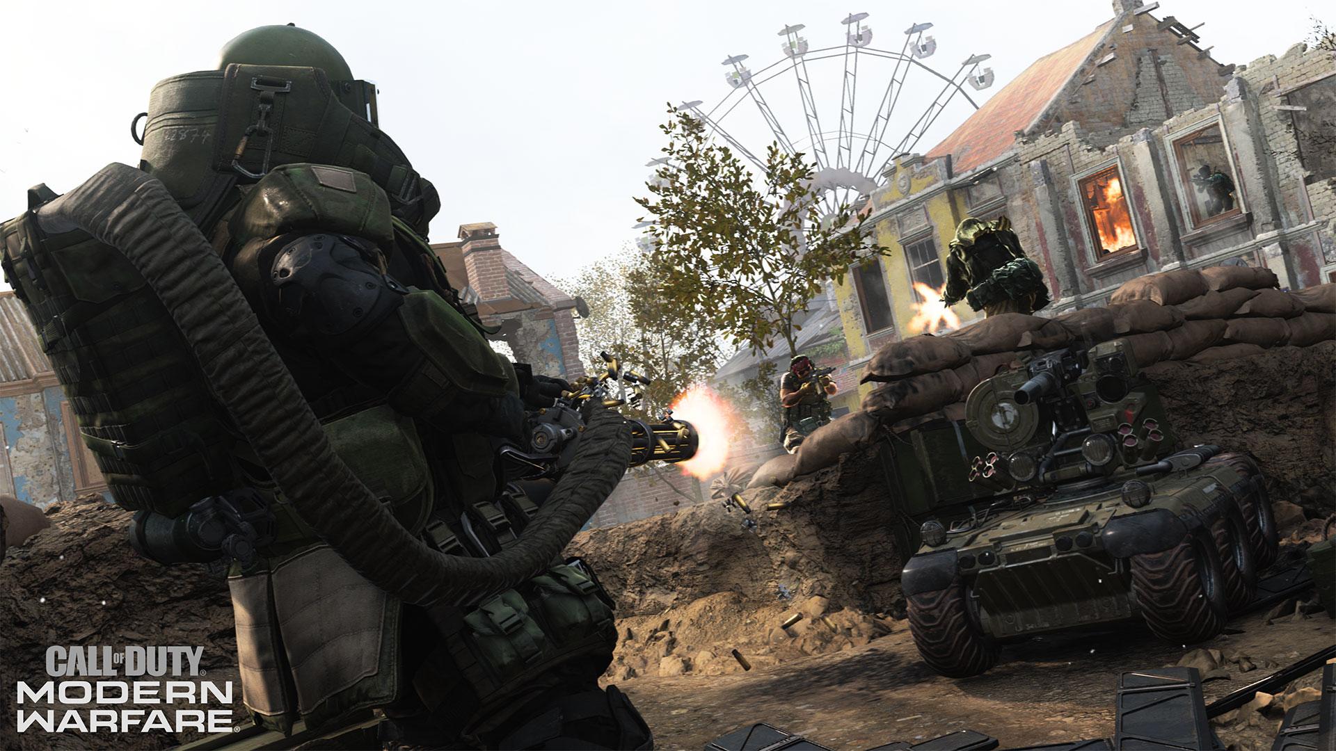 'Call of Duty: Modern Warfare' Beta Introduces Cross-Play Thursday