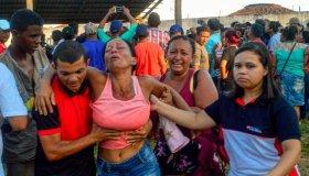 BRAZIL-PRISON-RIOT