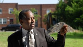 HUD Sec. Ben Carson decries Baltimore animosity after church boots news conference from property