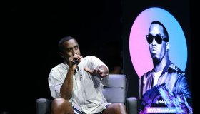 """Sean """"Diddy"""" Combs, REVOLT, And AT&T Host REVOLT Summit Kickoff Event At The Kings Theatre In New York"""