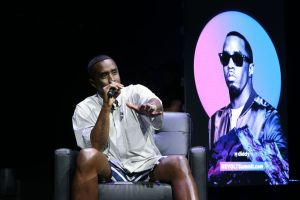 "Sean ""Diddy"" Combs, REVOLT, And AT&T Host REVOLT Summit Kickoff Event At The Kings Theatre In New York"