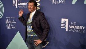 The 23rd Annual Webby Awards - Arrivals