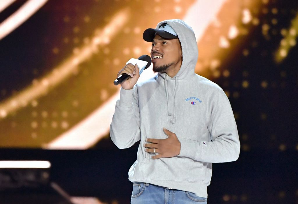 Chance the Rapper Believes Fans Want Him To Kill Himself Over album