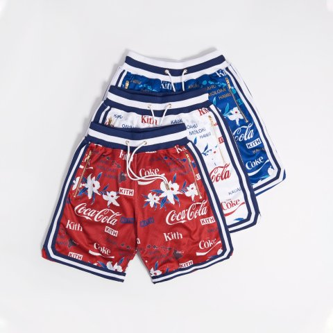 Mitchell & Ness x Kith x Coca-Cola