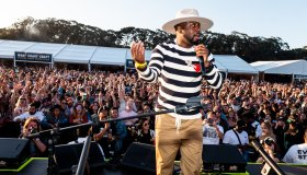 Wyclef at House By Heineken Outside Lands Festival 2019