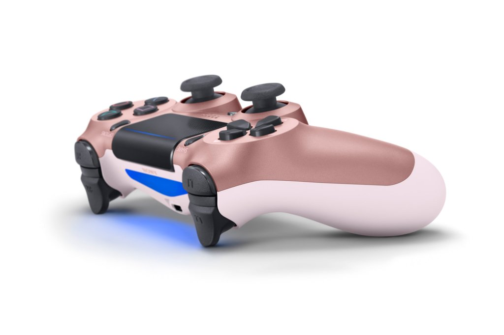 Sony Announces 4 New Colors For The Dualshock 4 Controller