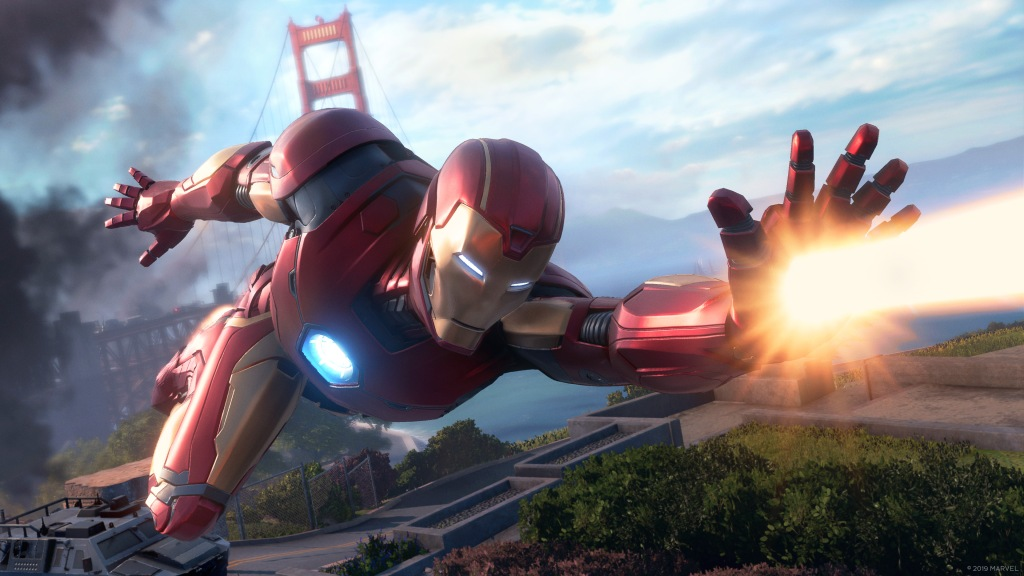 Square Enix Shows Off Even More 'Marvel's Avengers' Gameplay Footage