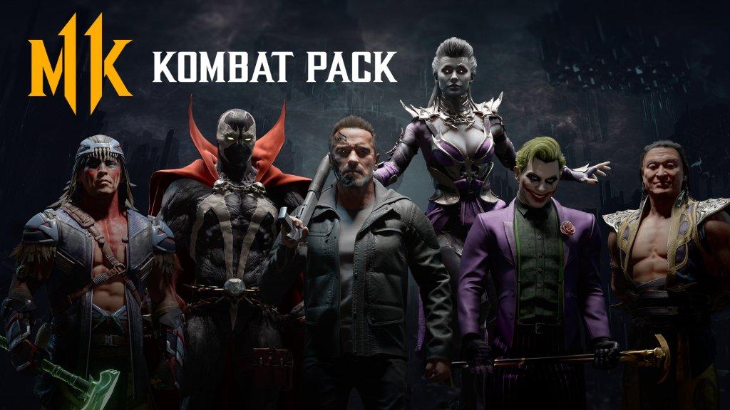 Mortal Kombat 11 Full Kombat Pack Reveal