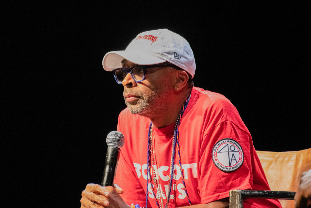 Spike Lee Calls Out Press On Their Coverage of Donald Trump