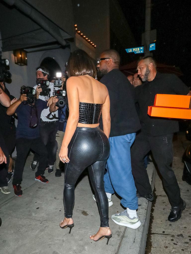 Celebrity Sightings In Los Angeles - July 10, 2019