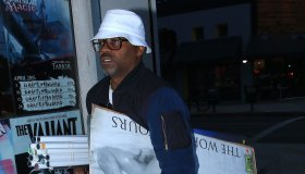 Dame Dash, Boogie Dash, Angela Simmons on the set of their new TV reality show