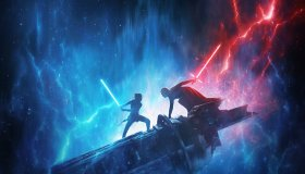 Star Wars: Rise of Skywalker art