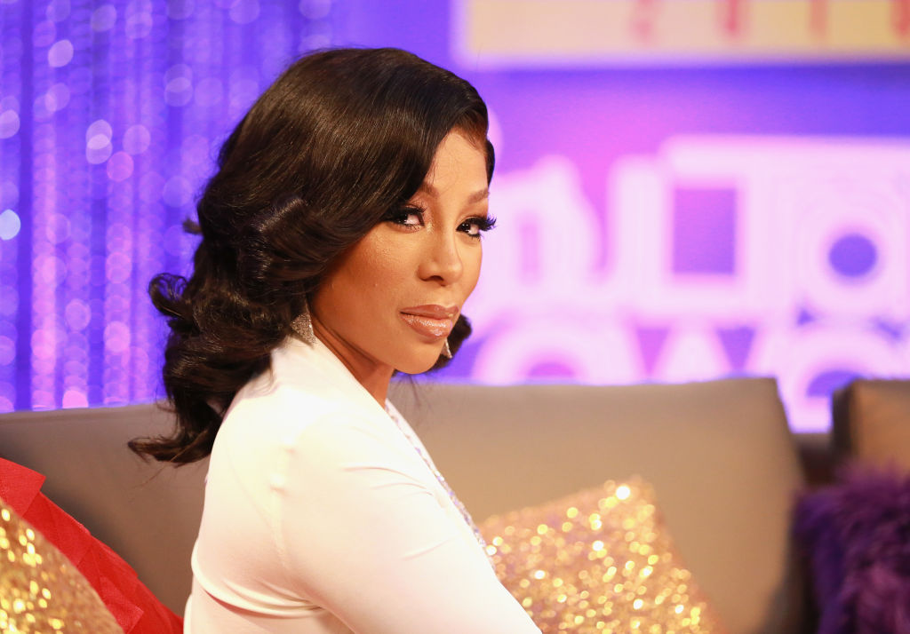 """K.Michelle Is Not Here For Blac Chyna's """"Music Career"""""""